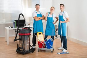 Cleaning Services in Charlotte NC