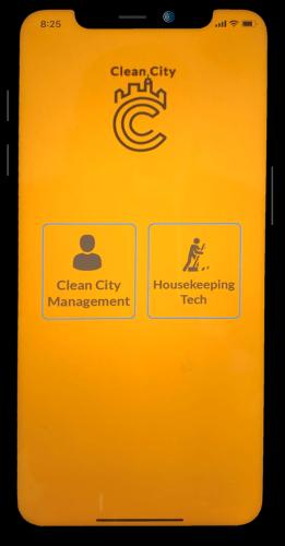 Clean-City-App